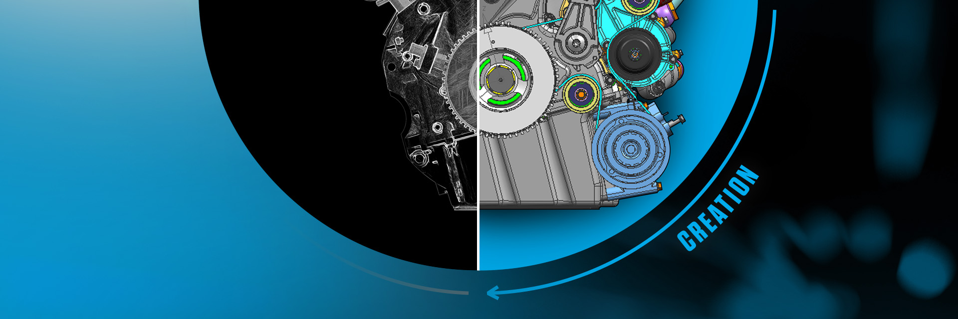Powertrain – Creation - Cosworth