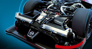 Powertrain - Cosworth