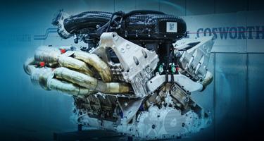 Hypercar Engines Aston Martin Valkyrie V12 Cosworth